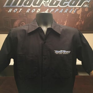 Image of Work Shirts-Bitch Bad