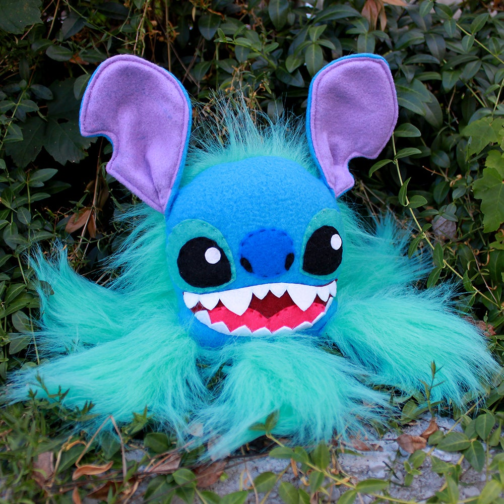 Image of Stitch Monstroctopus