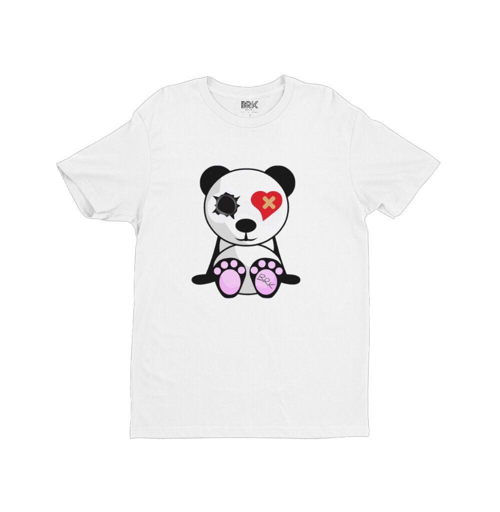 Image of Broke Rich Kid Panda Tee