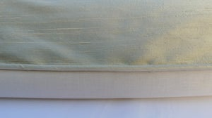 Image of Beautiful Pistachio Silk Eiderdown