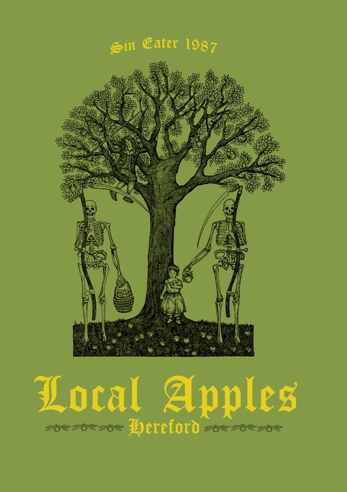 Image of Local apple t shirts
