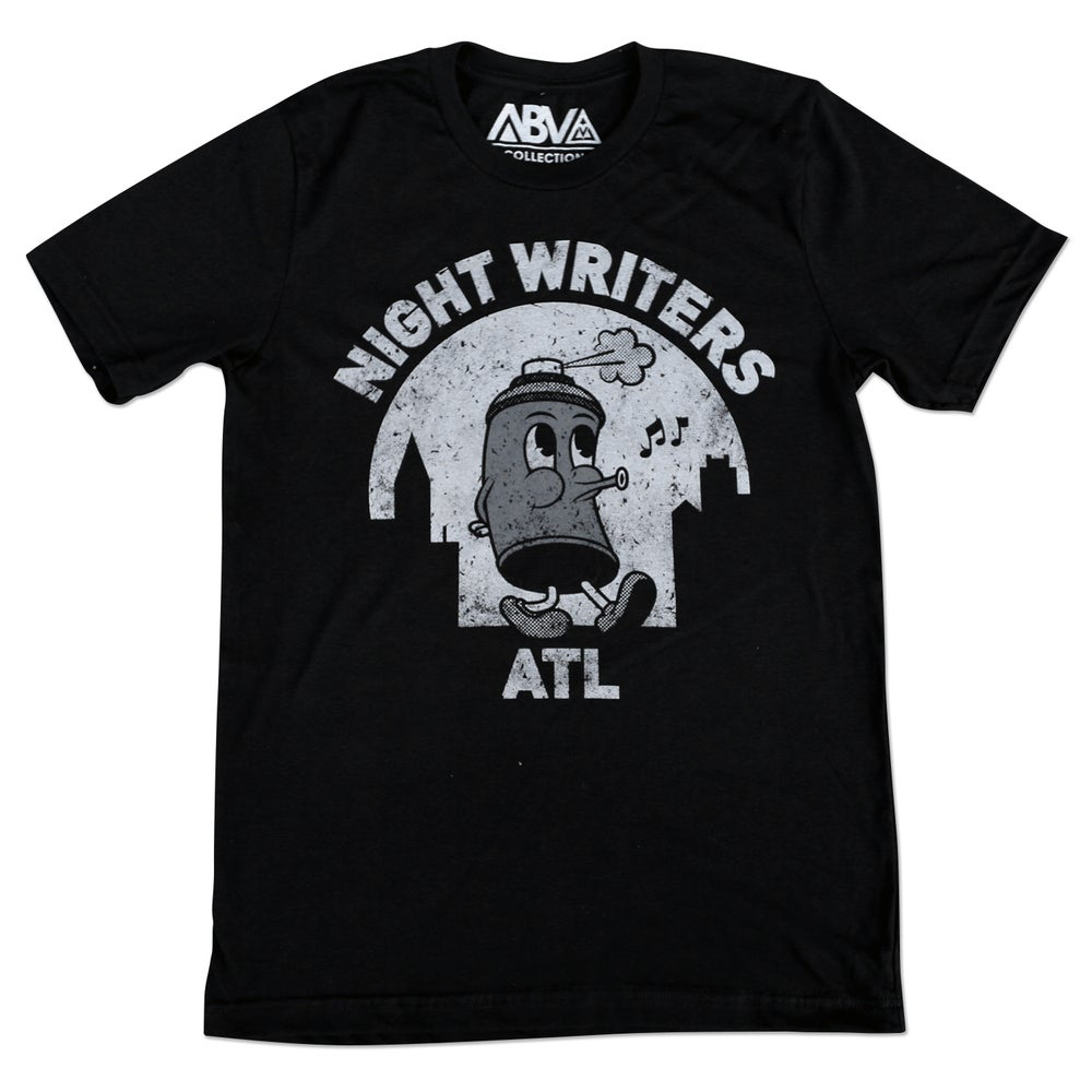 Image of ABV Collection - Night Writers Teeshirt