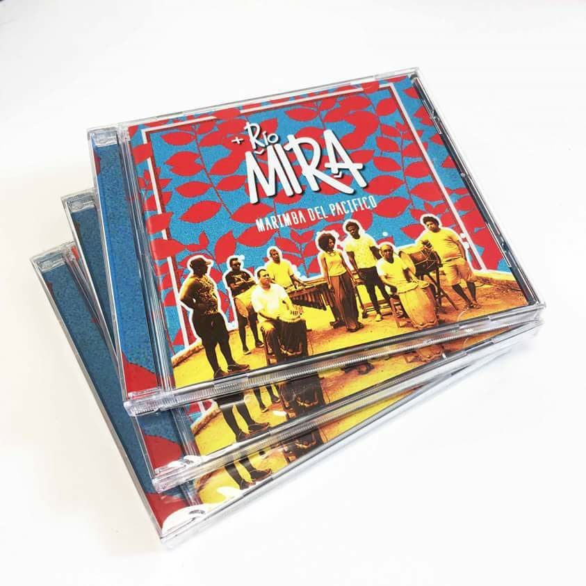 Image of Rio Mira - Marimba Del Pacifico (Limited Edition Compact Disc)