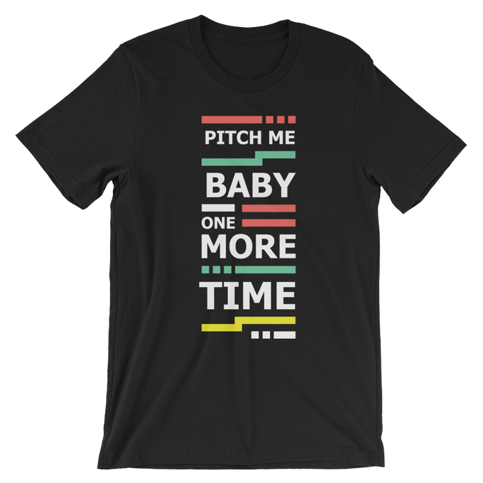 Image of PITCH ME BABY