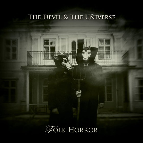 Image of FOLK HORROR CD Limited Digipack