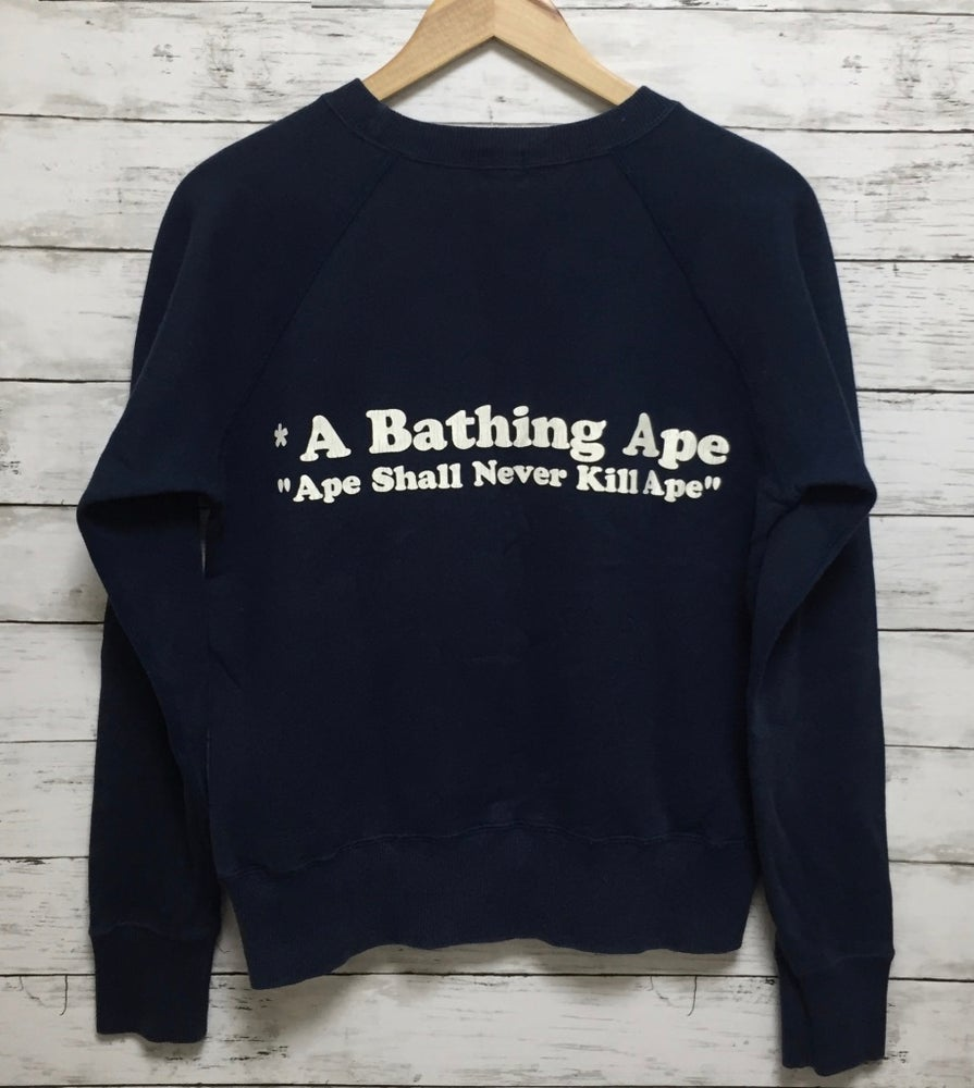 Image of Bape *Alife Vintage Sweatshirt