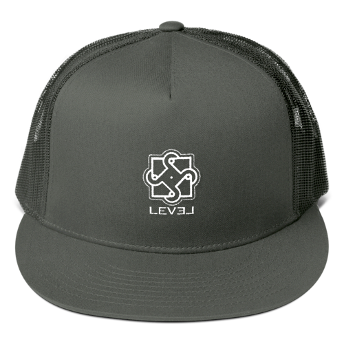 Image of Charcoal Gray Snapback