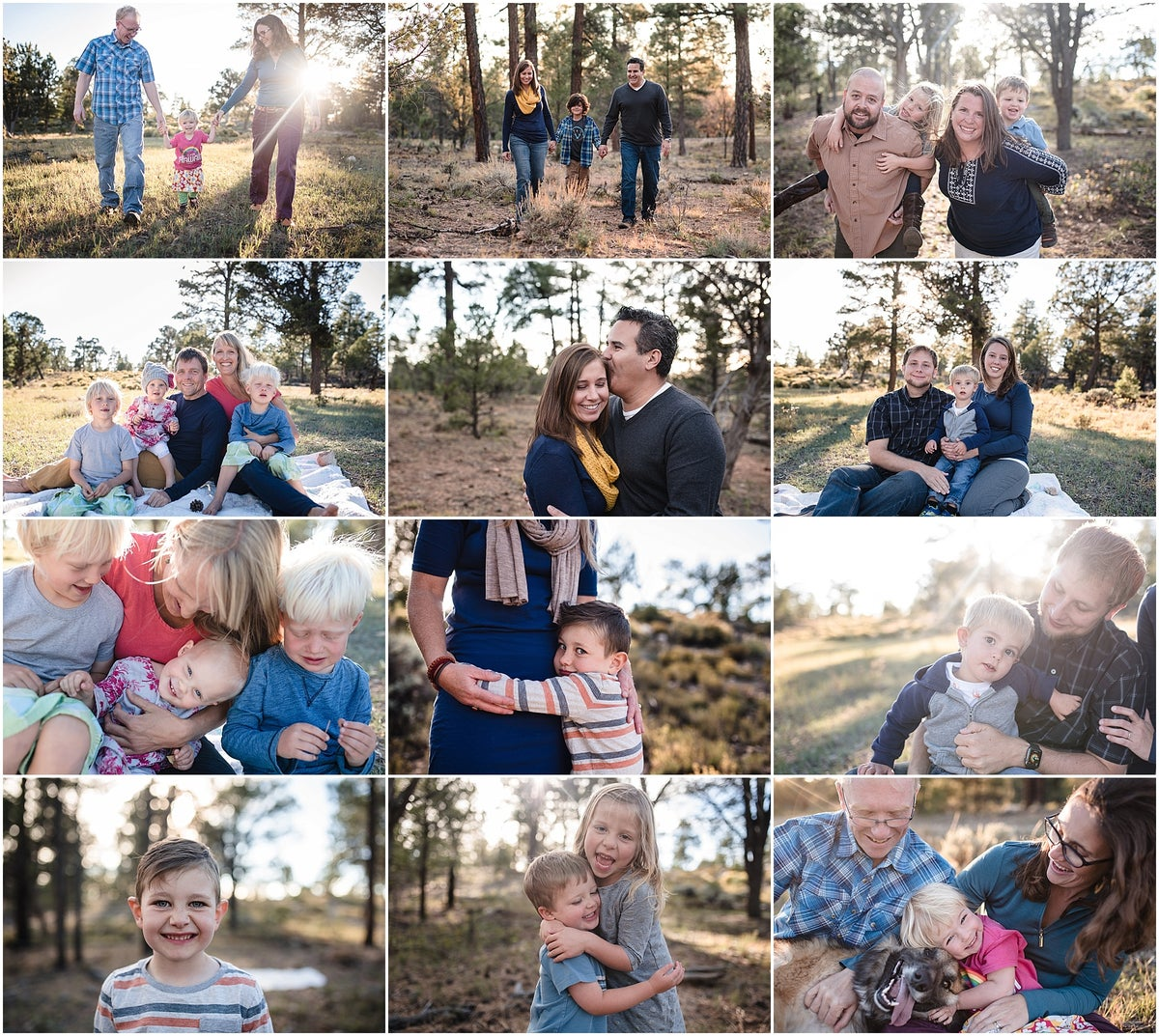 Image of Grand Canyon Fall Family Sessions - 2017