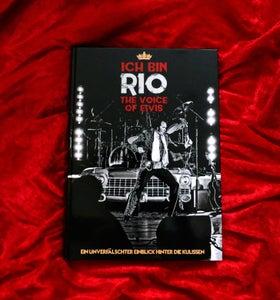 Image of Ich bin Rio The Voice of Elvis   Buch
