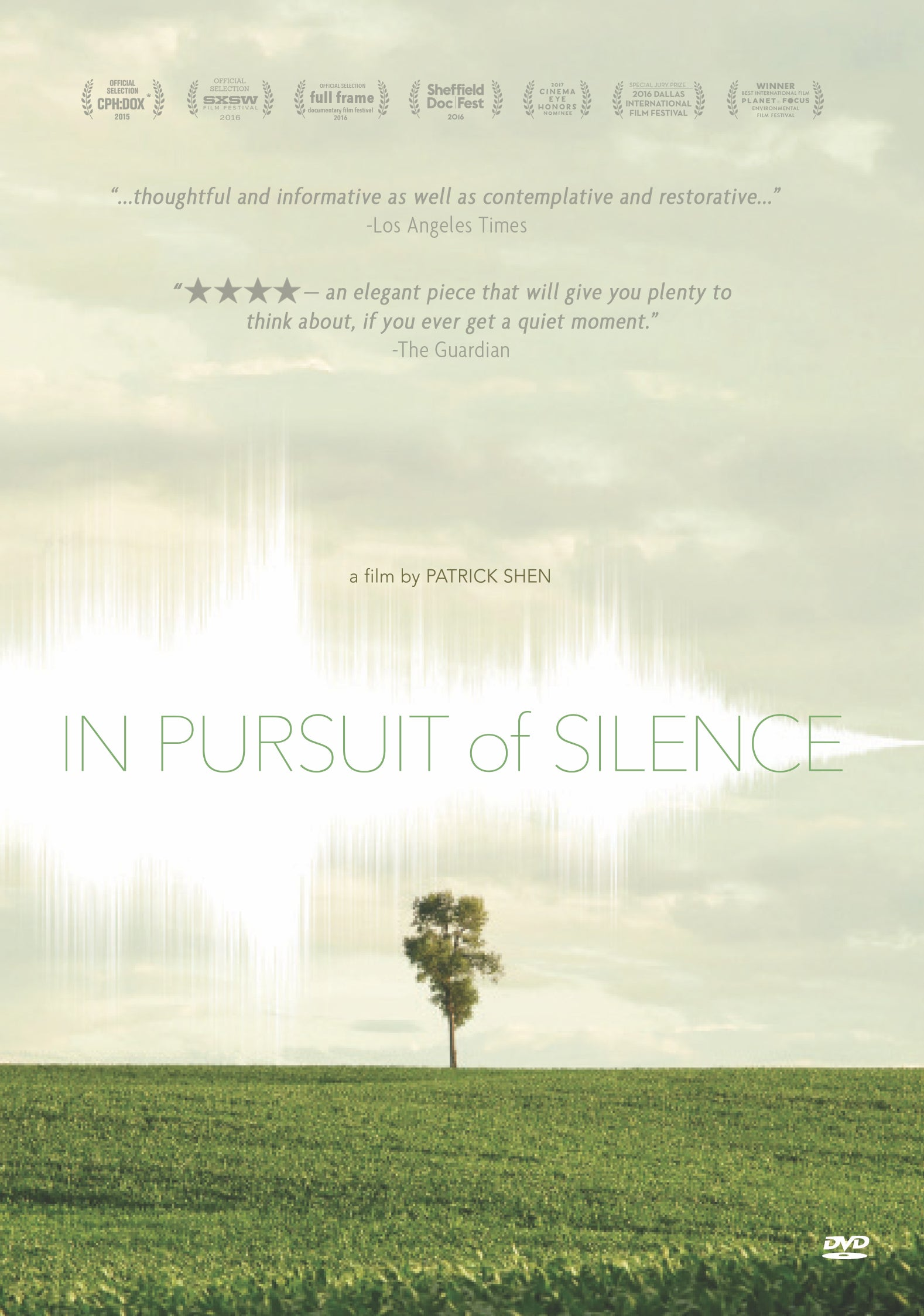 In Pursuit of Silence cover photo