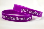 Image of Got Leaks ? Wristbands!