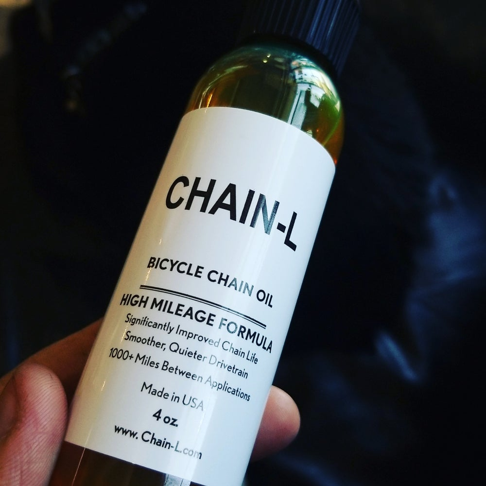 Image of Chain-L 1,000+mile Chain Lubricant