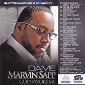 "Image of MARVIN SAPP ""GOD FAVORS ME"" ***LIMITED SUPPLY***"