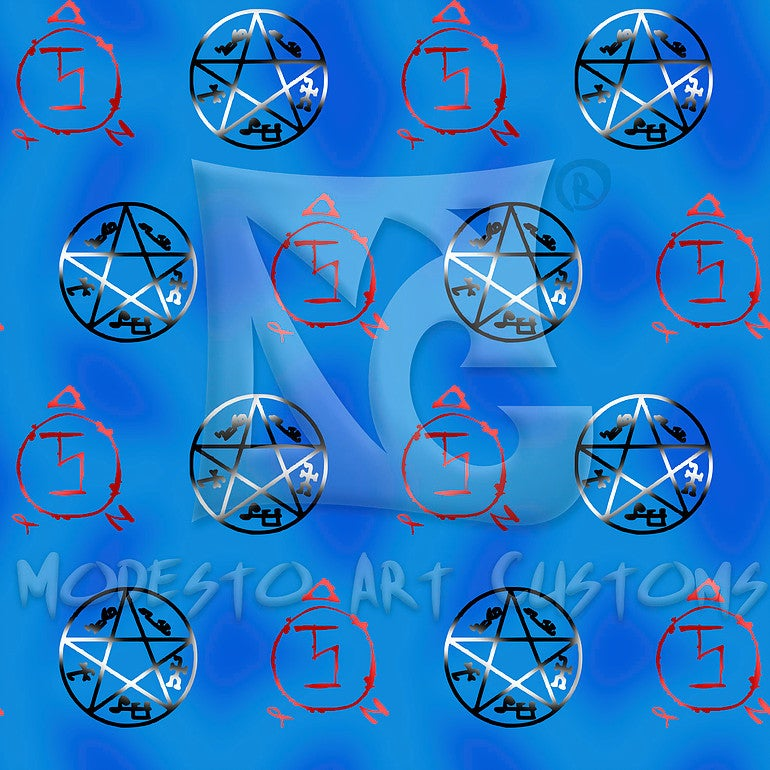Image of SPN Symbols