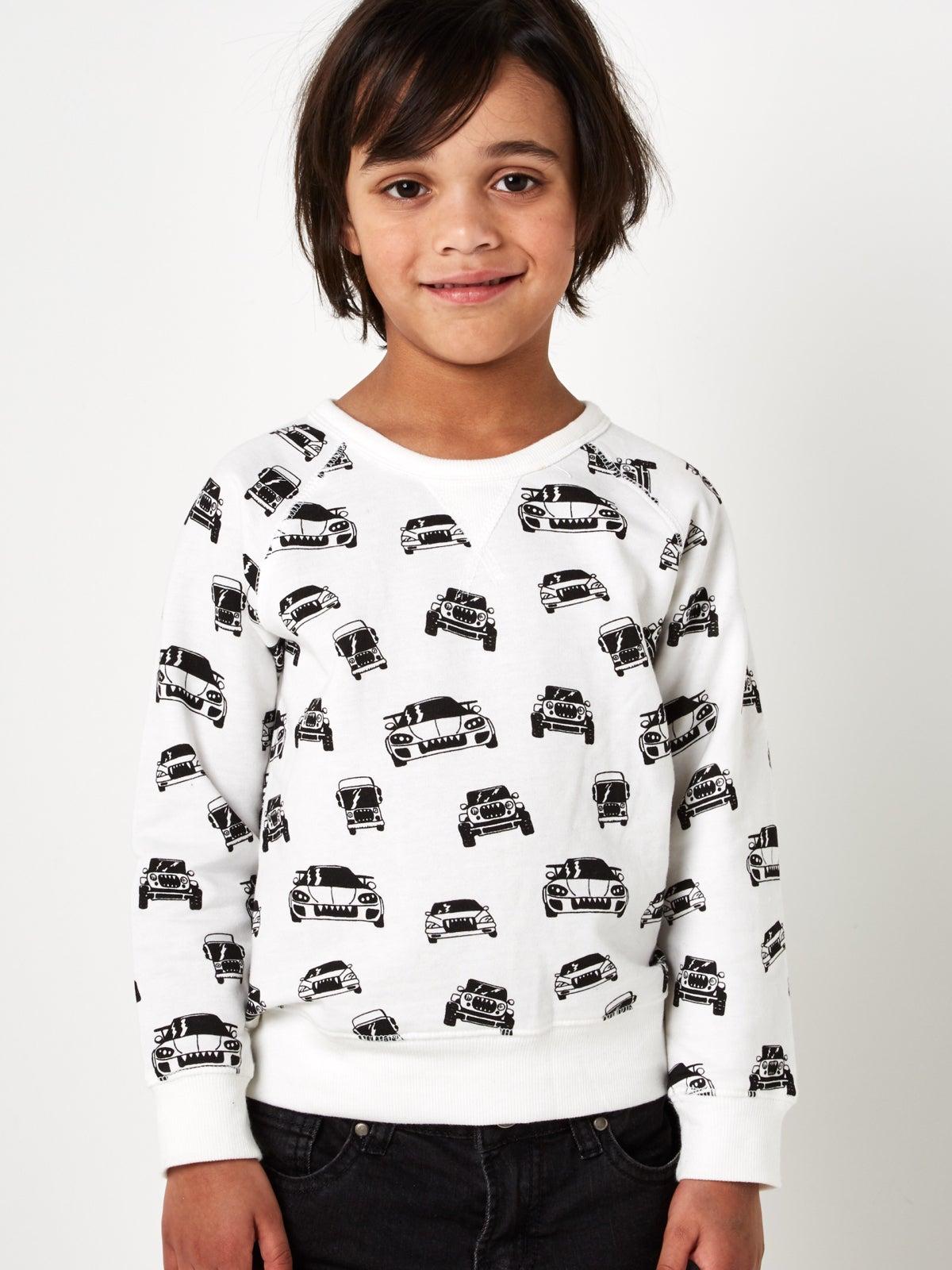 Image of Boys traffic jumper