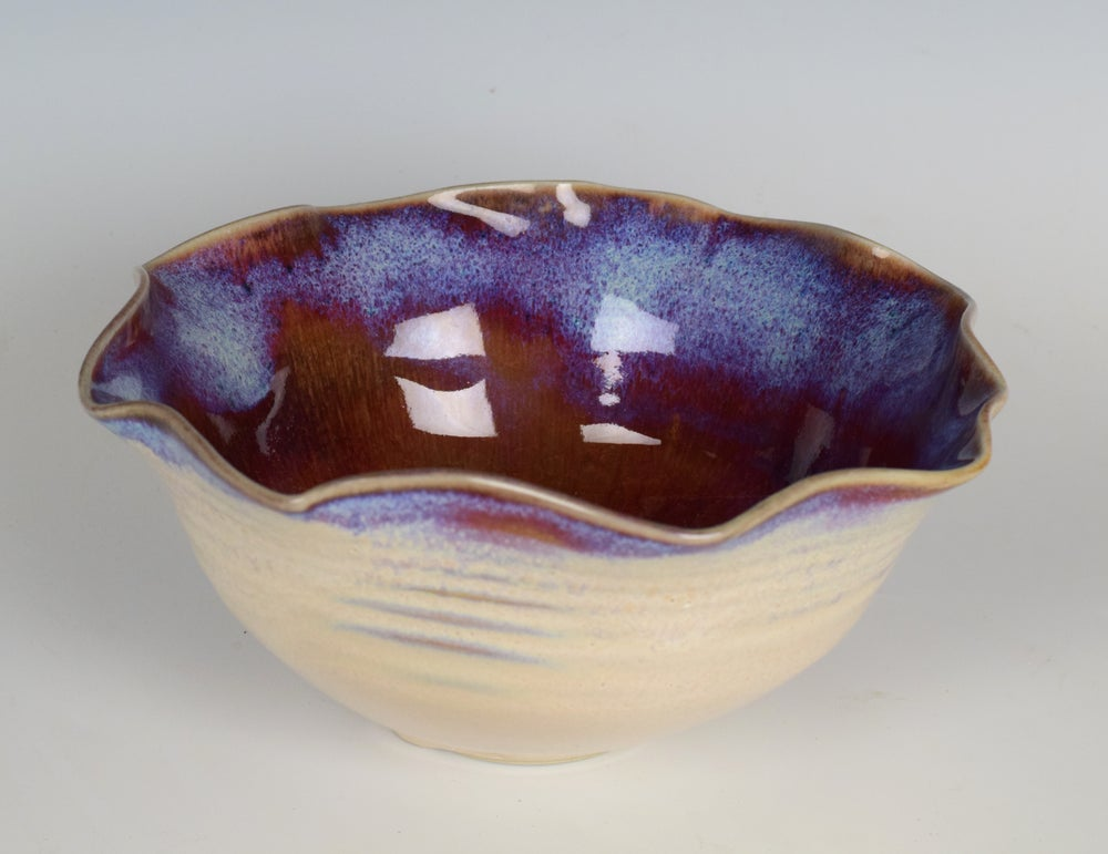 Image of Copper Red Bowl 2