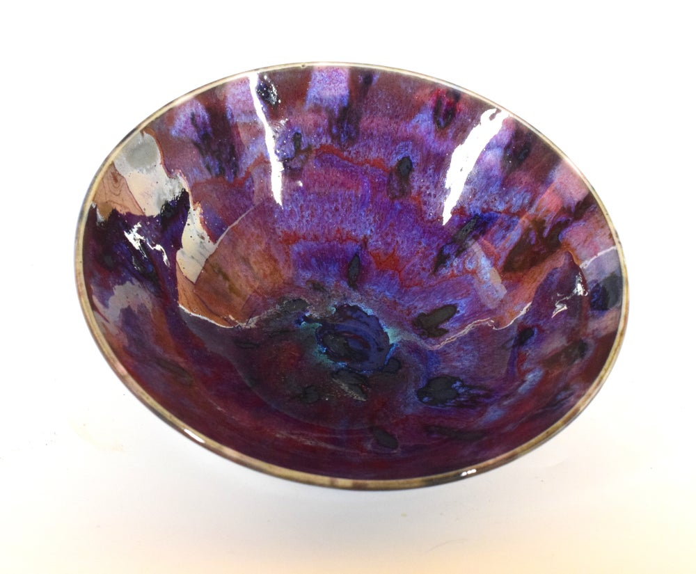 Image of Copper Red Bowl #3
