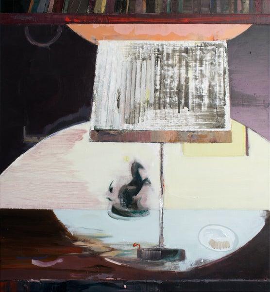Image of Painting / maleri / 68x75 cm