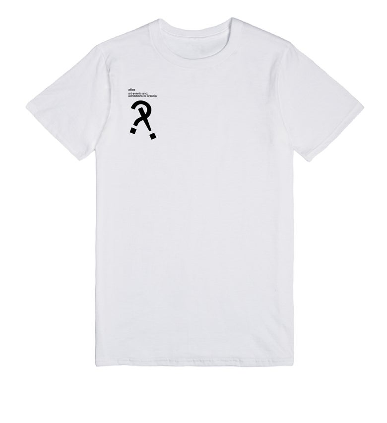 Image of atlas white tshirt – ?!