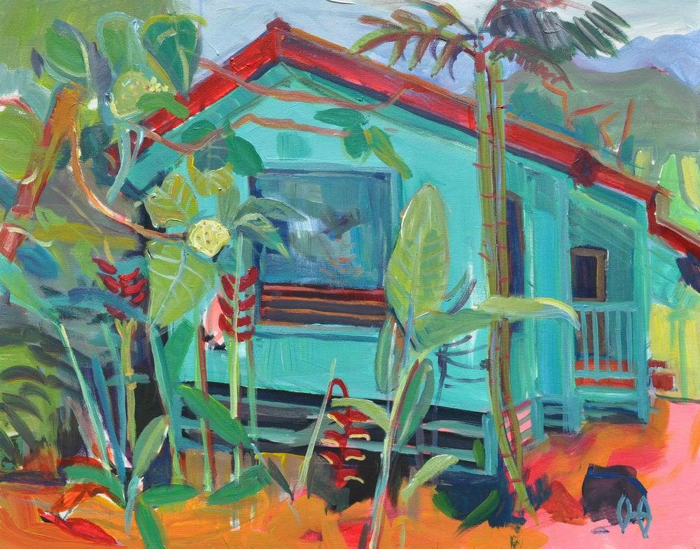 Image of hawaiian home