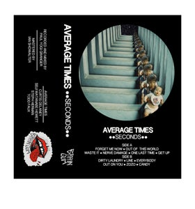 Image of Average Times - Seconds