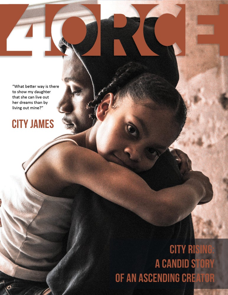 Image of 4ORCE: City Rising