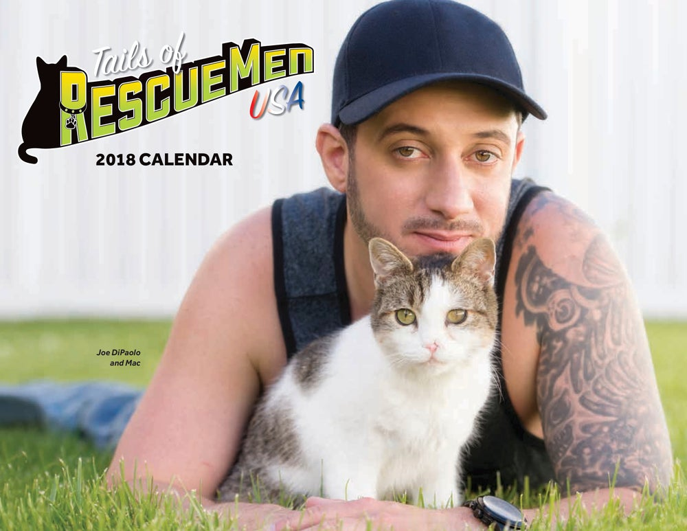 Image of Pre-order Tails of RescueMen 2018!
