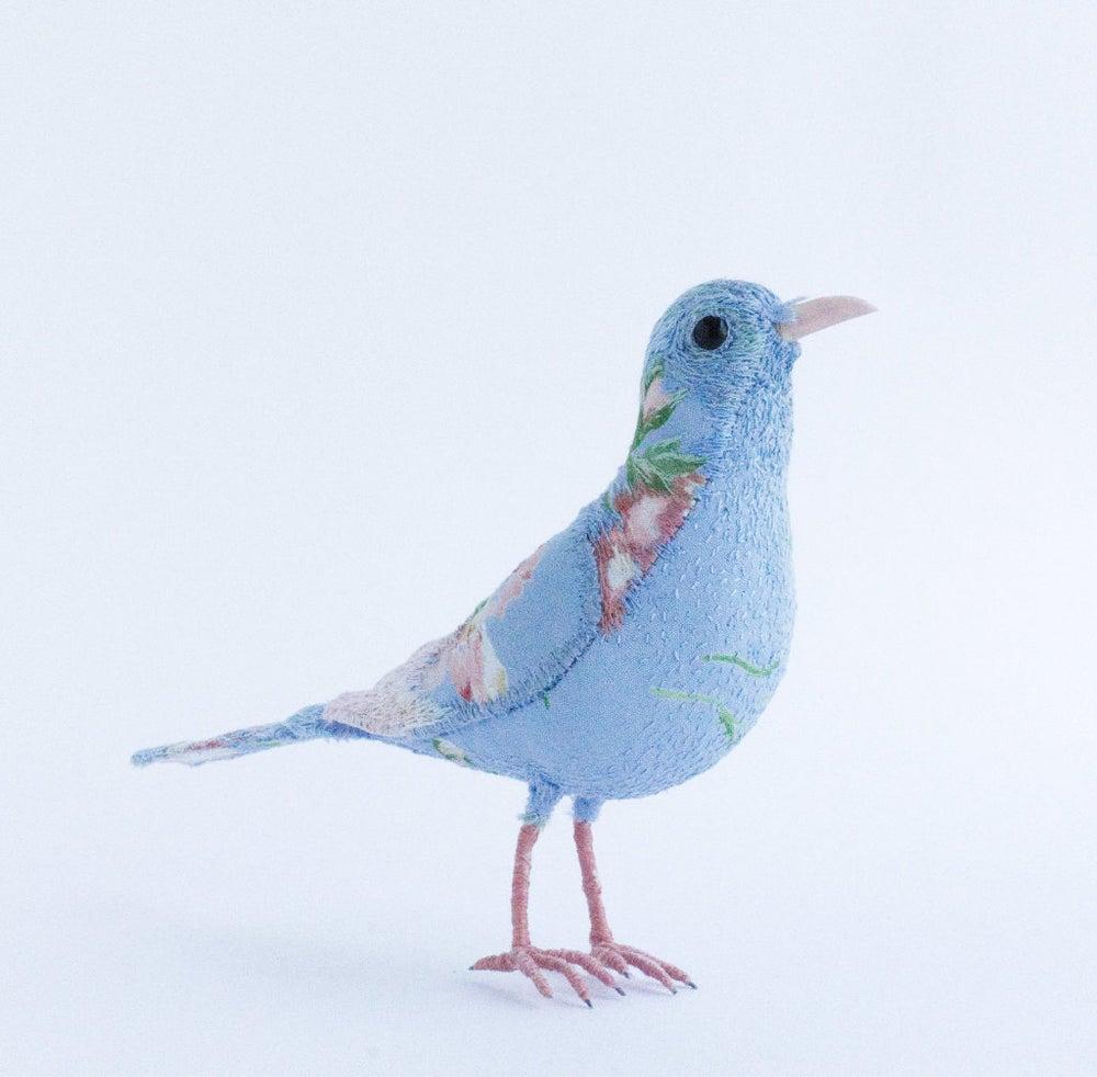 Image of Pink Rose Bird