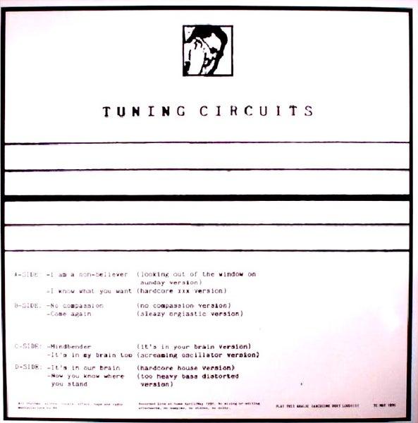 Image of Tuning Circuits - No Compassion 2LP