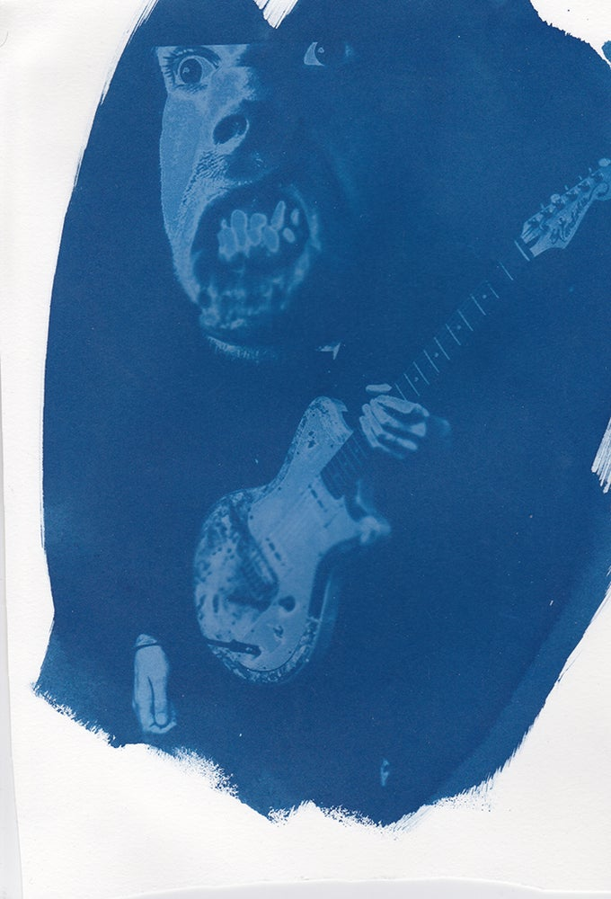 Image of The Blue Tapes House Band featuring Matt Collins and Friends - Selected Ambient Works