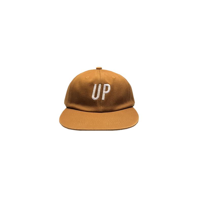 "Image of ""Up"" 6-panel (Burnt Orange)"