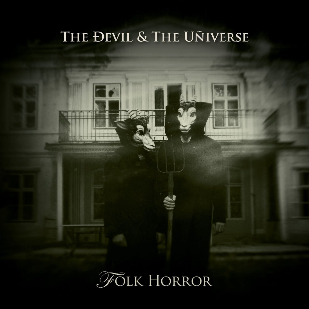 Image of [a+w cd014] The Devil & The Universe - Folk Horror CD