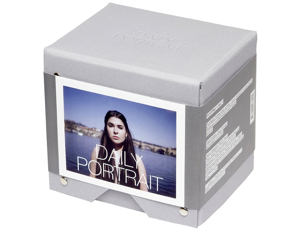 Image of DAILY PORTRAIT PRAGUE POLAROID BOX