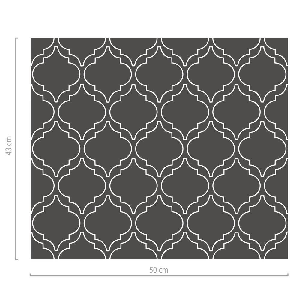 Image of Fensterfolie Sichtschutz Dekoration marokkanisch 2