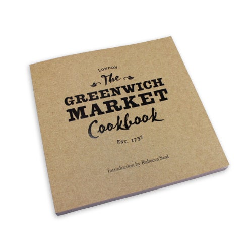 Image of Greenwich Market Cookbook