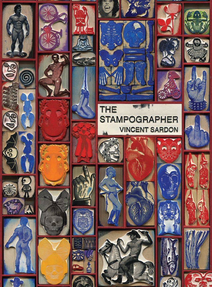 Image of The Stampographer (ONLY SHIPPED TO EUROPE)