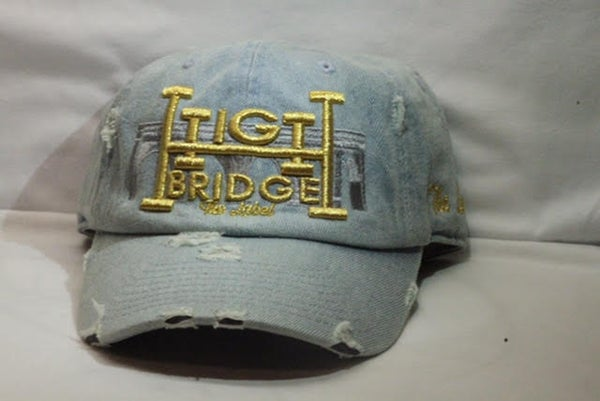 Image of Denim High Bridge Cap
