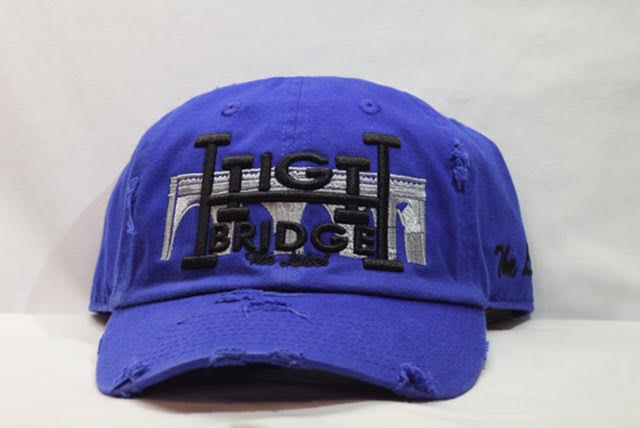 Image of Royal Blue Highbridge Cap