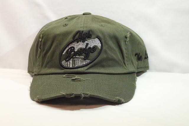 Image of Green Bridge Logo Cap