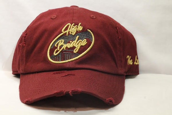 Image of Maroon Bridge Logo Cap