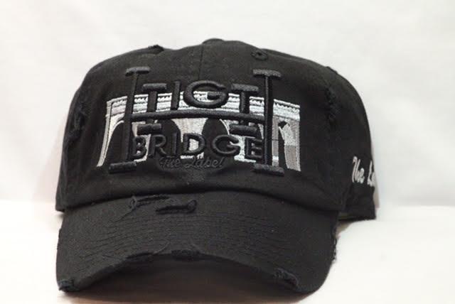 Image of Black Highbridge Cap
