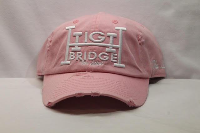 Image of Pink Highbridge Cap