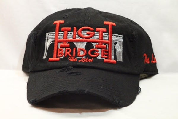 Image of Black & Red Highbridge Cap