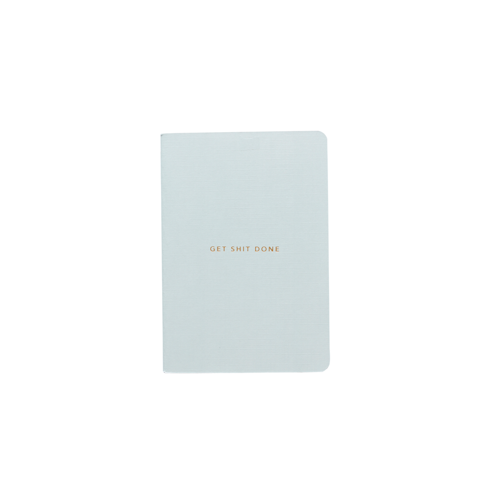 Image of Get Shit Done notebook (minimal)