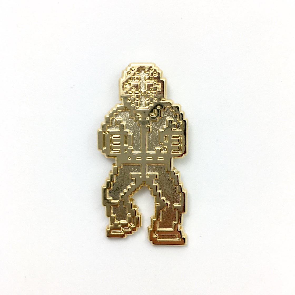 Image of 8-Bit Jason (Gold Edition)