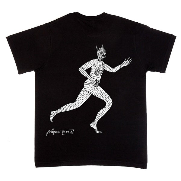Image of Don't Look Back - Unisex T - By Polly Nor