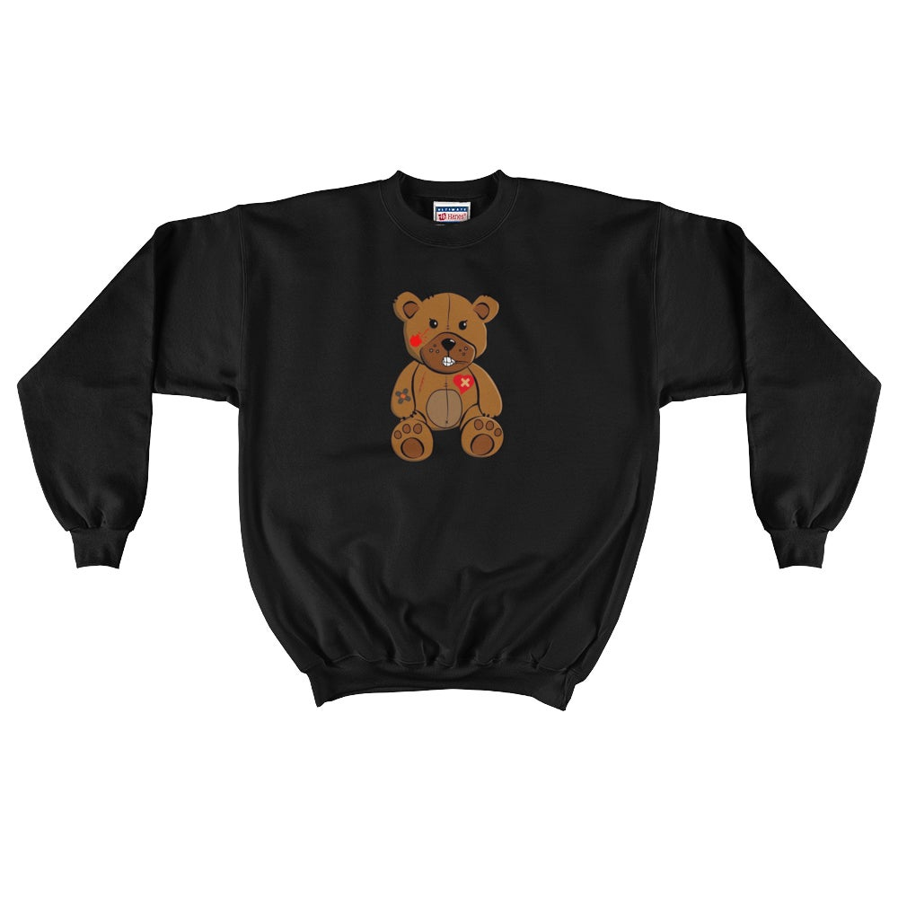 Image of Broke Rich Kid (Bear) Sweatshirt