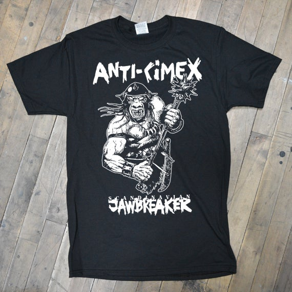 "Image of ""Jawbreaker"" black short sleeve"