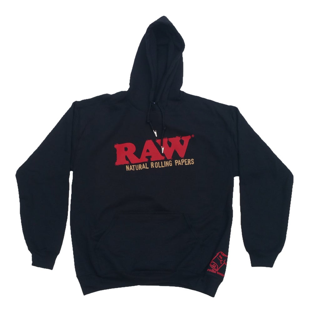 Image of RAW X ROLLA WEAR HOODIE