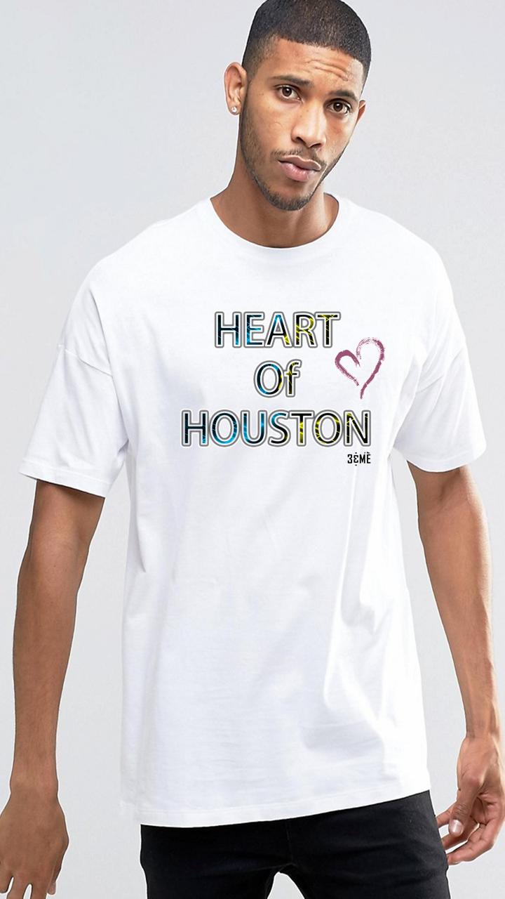 Image of Heart of Houston Shirt